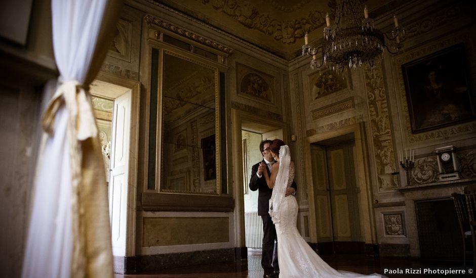 Il matrimonio di Mirko e Giovanna a Pavia, Pavia