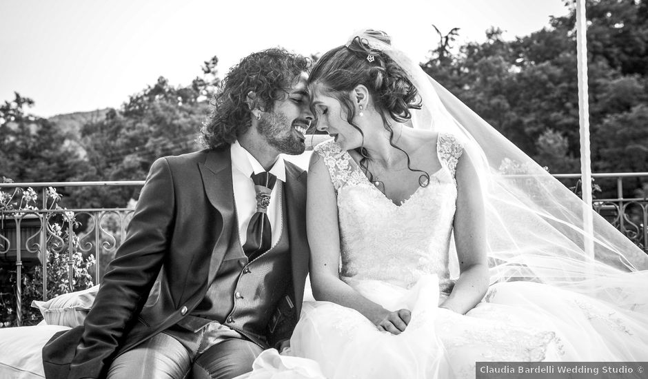 Il matrimonio di Filippo e Beatrice a Brembate, Bergamo