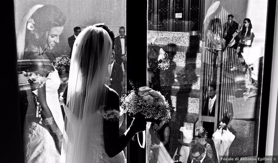 Il matrimonio di Alberto e Giulia a Galatina, Lecce