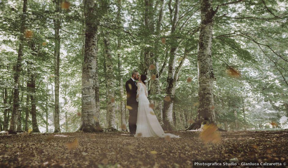 Il matrimonio di Simone e Danila a Potenza, Potenza