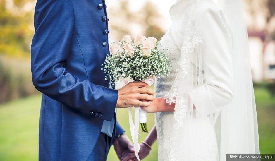 Il matrimonio di Riccardo e Giulia a Gropello Cairoli, Pavia