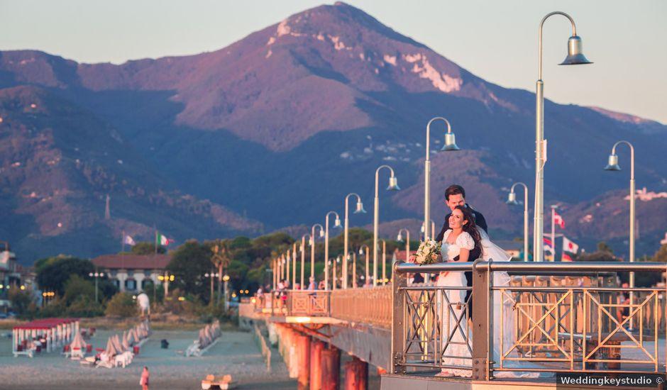 Il matrimonio di Federica e Giulio a Pietrasanta, Lucca