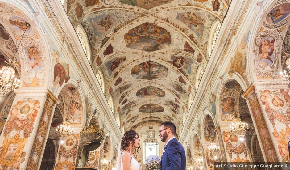 Il matrimonio di Gisella e Marco a Pedara, Catania