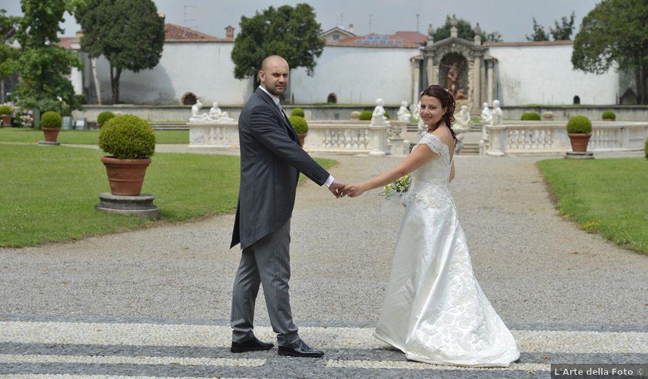 Il matrimonio di Lorenzo e Silvia a Milano, Milano