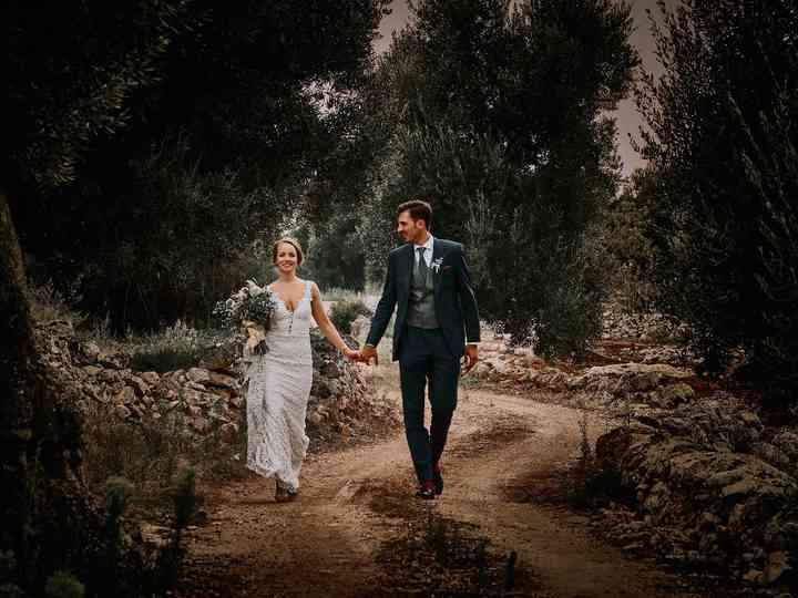 Le nozze di Nathalie e Nicolas