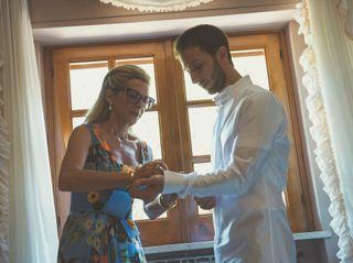 le nozze di Flavia e Sandro 1