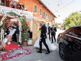 Le nozze di Ylenia e Pasquale