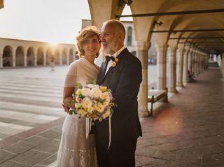 Le nozze di Anastasia e Egidio