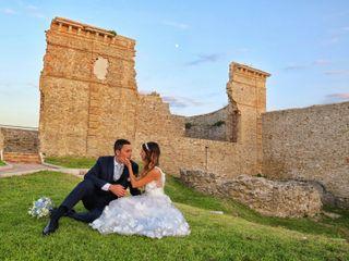 Le nozze di Gabriella e Faiçal 1