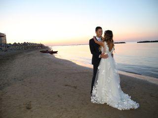 Le nozze di Gabriella e Faiçal 3