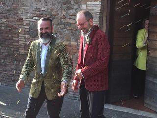 Le nozze di Francesco e Nicola