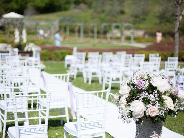 Il matrimonio di Brajand e Yael a Borgo San Lorenzo, Firenze 1