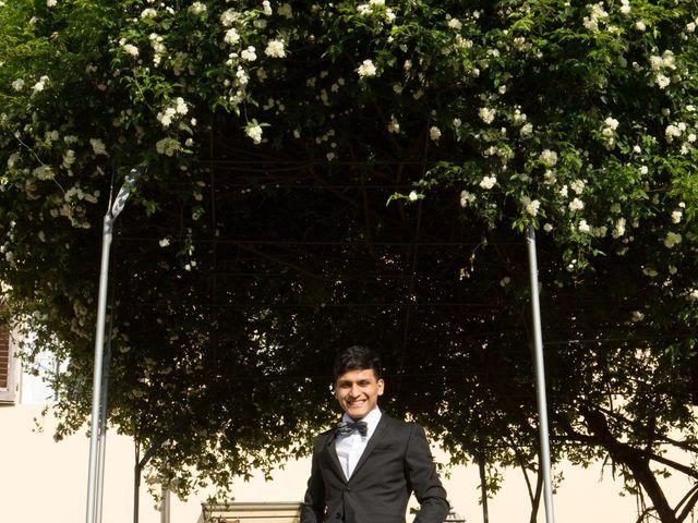 Il matrimonio di Brajand e Yael a Borgo San Lorenzo, Firenze 8