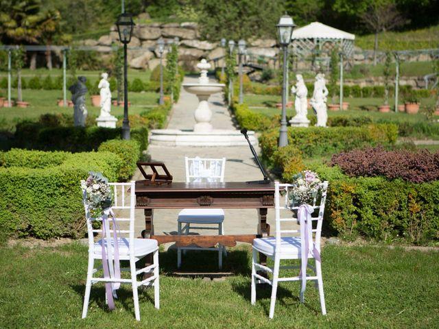 Il matrimonio di Brajand e Yael a Borgo San Lorenzo, Firenze 9