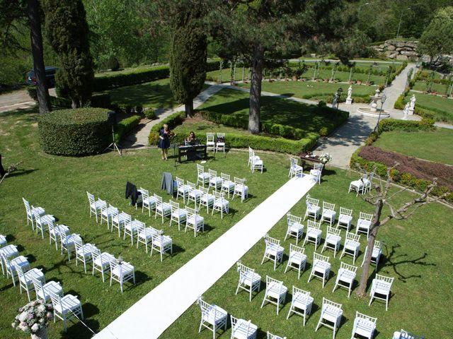 Il matrimonio di Brajand e Yael a Borgo San Lorenzo, Firenze 14