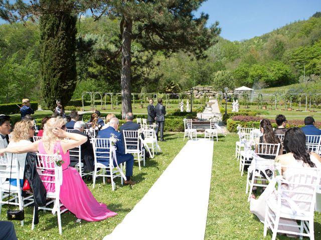 Il matrimonio di Brajand e Yael a Borgo San Lorenzo, Firenze 16