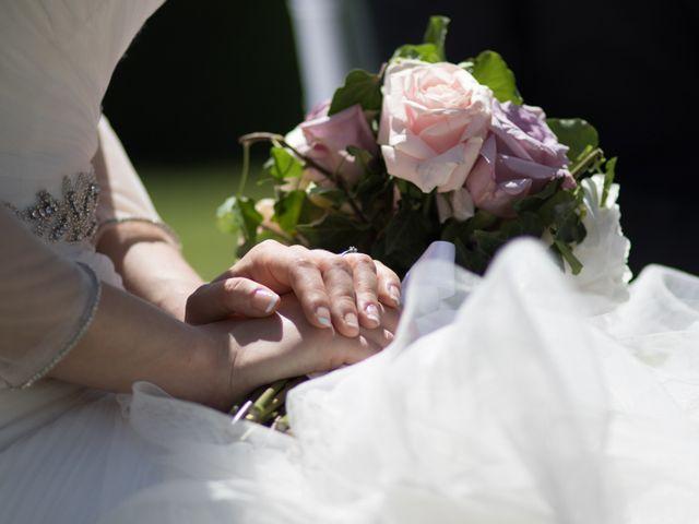 Il matrimonio di Brajand e Yael a Borgo San Lorenzo, Firenze 34