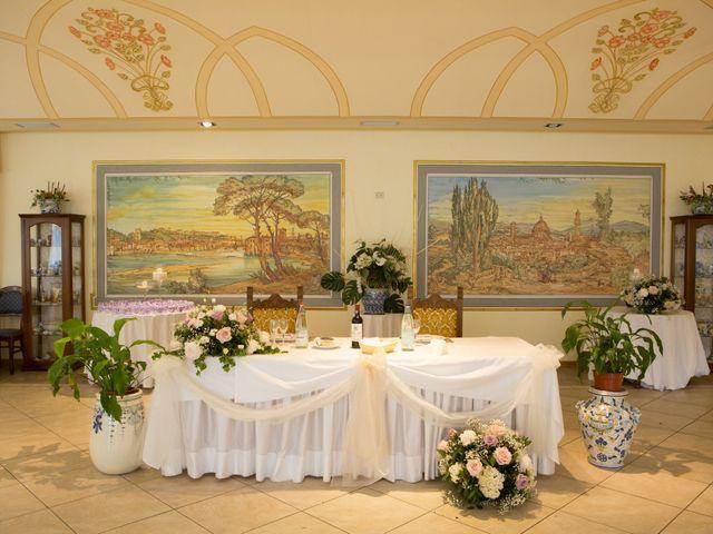 Il matrimonio di Brajand e Yael a Borgo San Lorenzo, Firenze 39