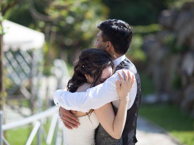 Le nozze di Yael e Brajand