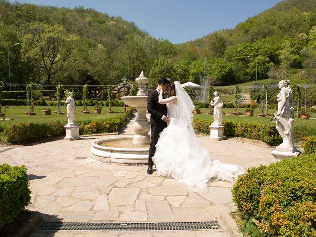 Il matrimonio di Brajand e Yael a Borgo San Lorenzo, Firenze 40