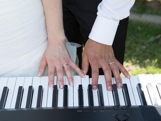 Il matrimonio di Brajand e Yael a Borgo San Lorenzo, Firenze 44