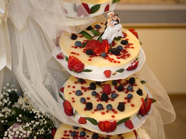 Il matrimonio di Brajand e Yael a Borgo San Lorenzo, Firenze 47