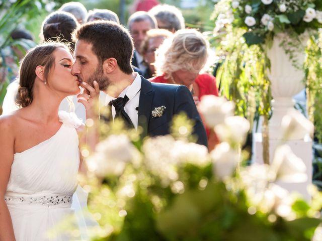 le nozze di Flavia e Sandro