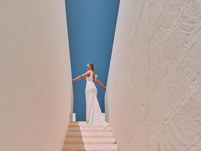 Il matrimonio di Nicolas e Nathalie a Ostuni, Brindisi 9