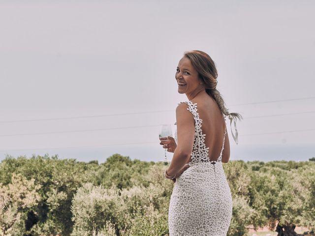Il matrimonio di Nicolas e Nathalie a Ostuni, Brindisi 10