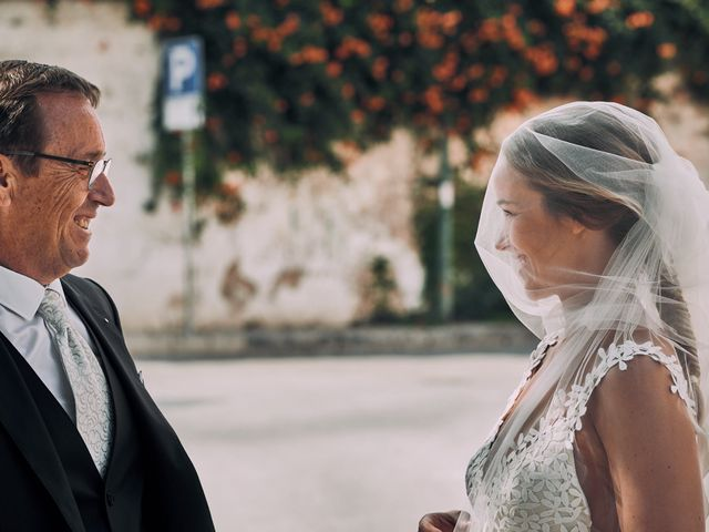 Il matrimonio di Nicolas e Nathalie a Ostuni, Brindisi 13