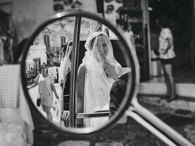 Il matrimonio di Nicolas e Nathalie a Ostuni, Brindisi 15