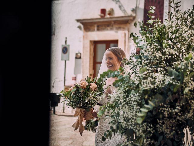 Il matrimonio di Nicolas e Nathalie a Ostuni, Brindisi 18
