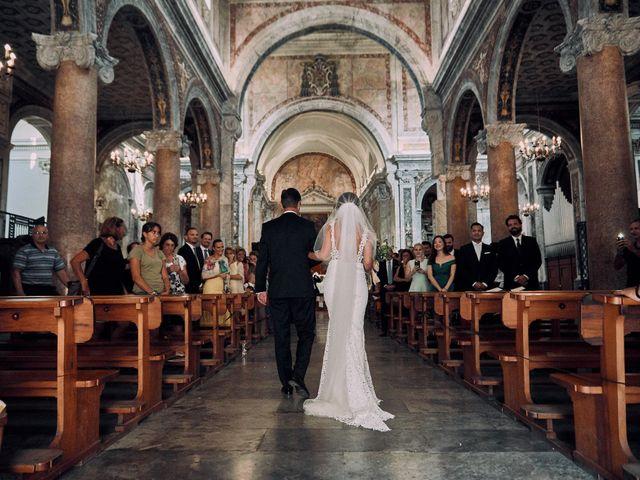 Il matrimonio di Nicolas e Nathalie a Ostuni, Brindisi 19