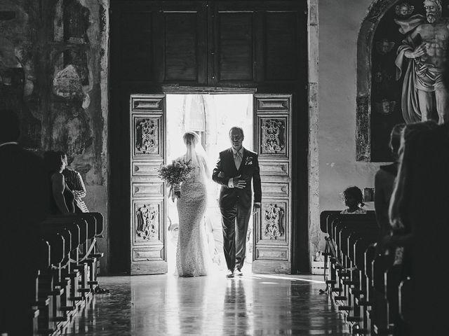 Il matrimonio di Nicolas e Nathalie a Ostuni, Brindisi 20