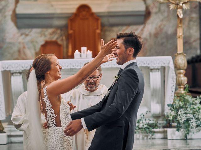 Il matrimonio di Nicolas e Nathalie a Ostuni, Brindisi 22