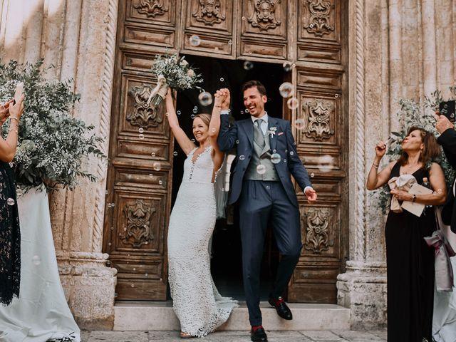 Il matrimonio di Nicolas e Nathalie a Ostuni, Brindisi 26