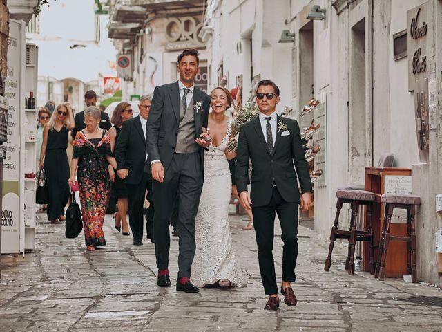 Il matrimonio di Nicolas e Nathalie a Ostuni, Brindisi 29