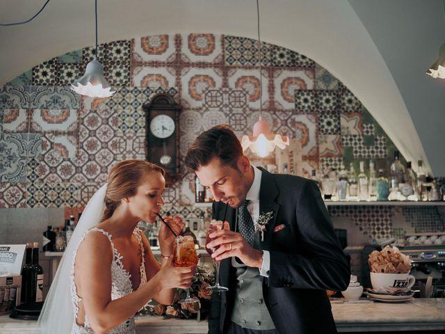 Il matrimonio di Nicolas e Nathalie a Ostuni, Brindisi 30
