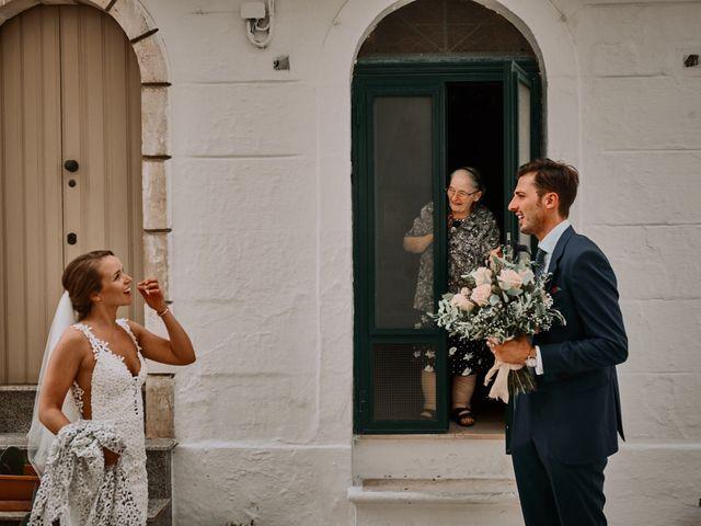 Il matrimonio di Nicolas e Nathalie a Ostuni, Brindisi 34