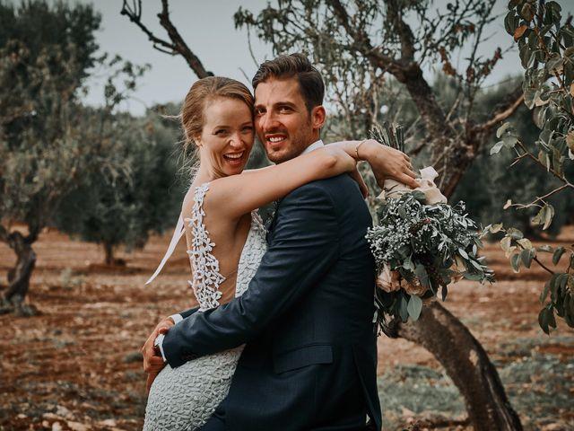 Il matrimonio di Nicolas e Nathalie a Ostuni, Brindisi 35