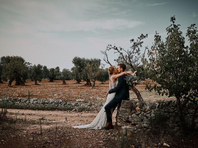Il matrimonio di Nicolas e Nathalie a Ostuni, Brindisi 36