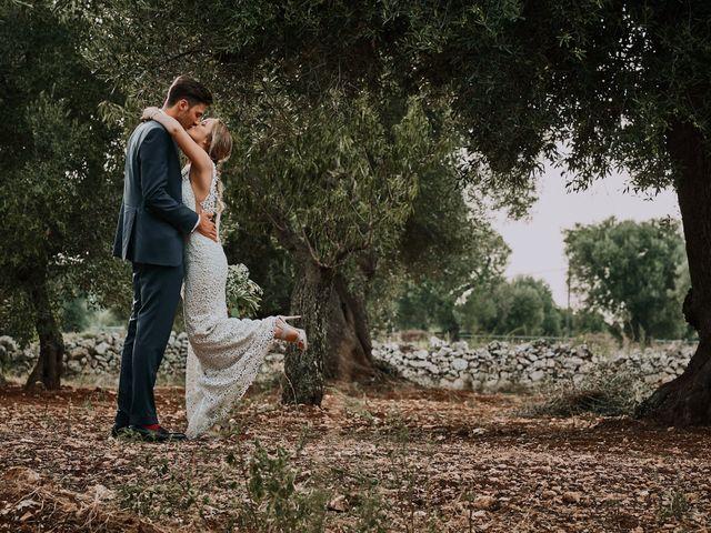 Il matrimonio di Nicolas e Nathalie a Ostuni, Brindisi 38