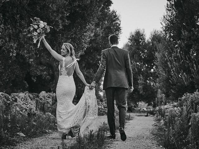 Il matrimonio di Nicolas e Nathalie a Ostuni, Brindisi 39