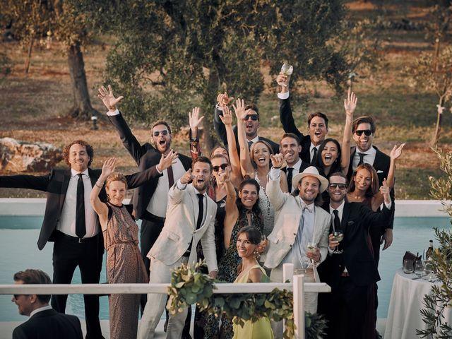 Il matrimonio di Nicolas e Nathalie a Ostuni, Brindisi 42