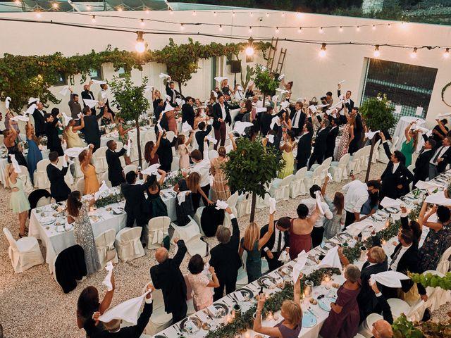 Il matrimonio di Nicolas e Nathalie a Ostuni, Brindisi 44