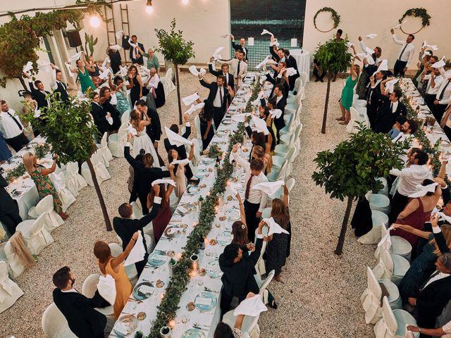 Il matrimonio di Nicolas e Nathalie a Ostuni, Brindisi 45