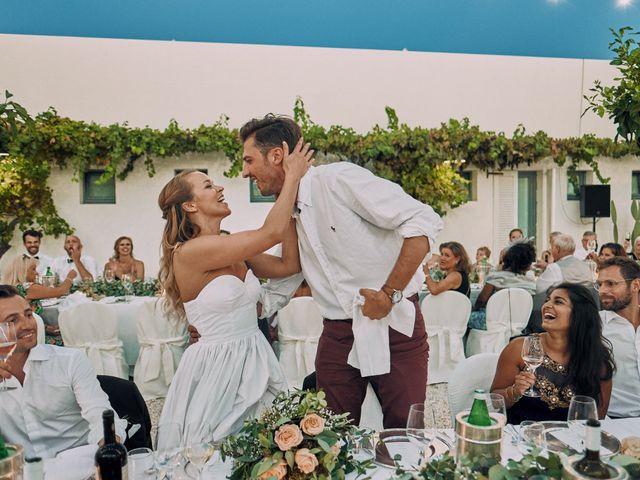 Il matrimonio di Nicolas e Nathalie a Ostuni, Brindisi 47