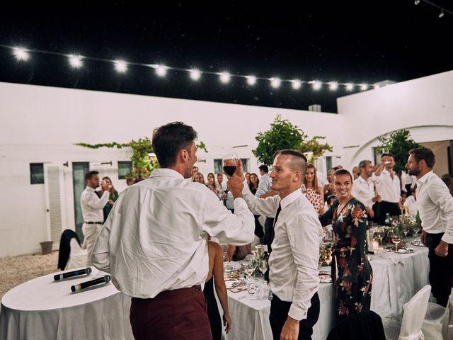 Il matrimonio di Nicolas e Nathalie a Ostuni, Brindisi 51