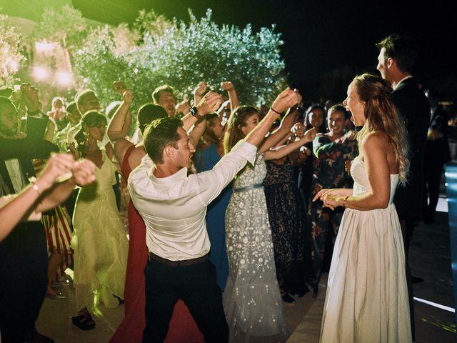 Il matrimonio di Nicolas e Nathalie a Ostuni, Brindisi 57