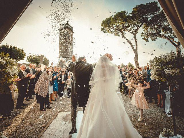 Il matrimonio di Marco e Giulia a Lucca, Lucca 10